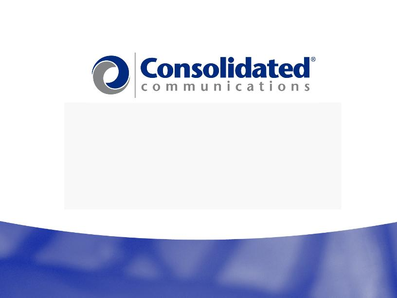 Consolidated Communications Internet Pricing